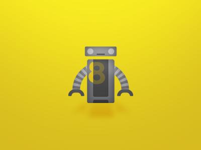 Robot No. 8