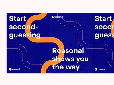 Reasonal identity path way street roads posters vector logotype berlin logo typography startup design brand identity brand design branding