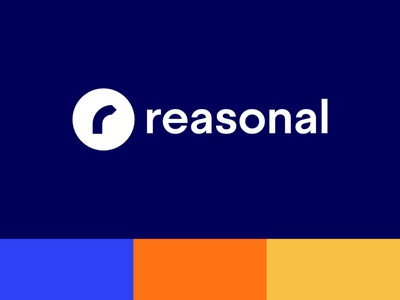 reasonal identity r arrow directio street logodesign vector logotype berlin logo typography startup design brand identity brand design branding