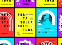 Torino Arcades Posters