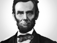 Painting - Abraham Lincoln