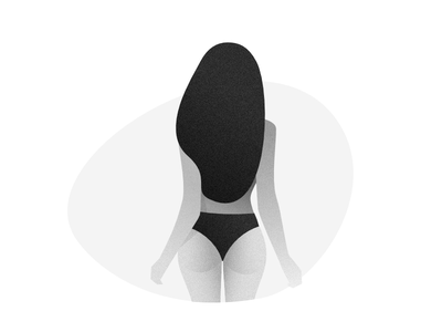 Nautical surfing surf woman illustration sailing helsinki grey female designer beach affinity