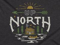 Up Nort'