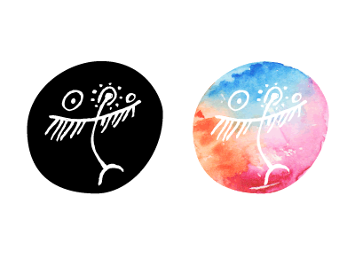 Turk Cultural Heritage Fund logotype design graphic design logotype illustration graphics sketch watercolor vector