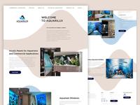 Aquarilux Website