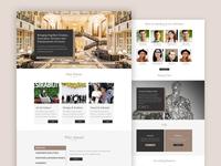 Luxury Venture Day Website