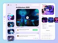Interface design - youtube concept