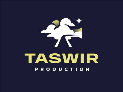 Taswir studio cloud road imagination camera production video film movie logo