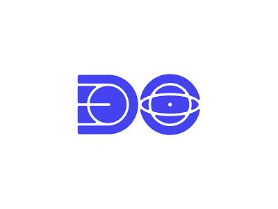 Digital objects symbol stock space shop render printing planet online object monogram mark logo digital design branding agency 3d