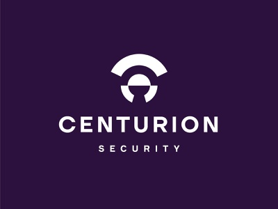 Centurion branding helmet logo geometry minimal round security centurion warrior knight head c letter gladiator armor safe