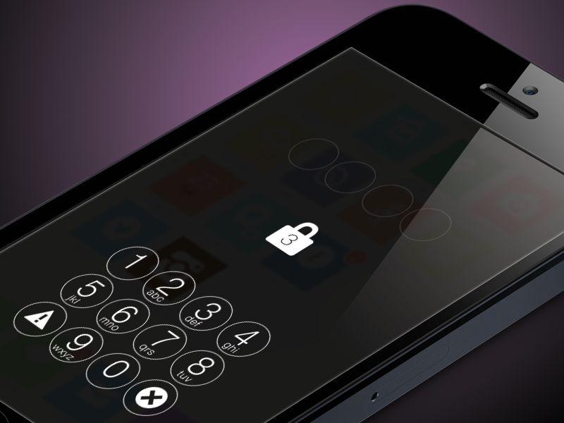 Unlocking iOS7 ios7 unlock screen lock icons apple iphone ui button app app design