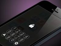Unlocking iOS7