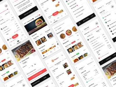 Froop - food delivery app for Groups