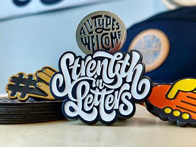 Deals! custom illustration type stuff merch lettering discount pins deals goods