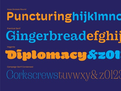 Type in Progress type design typography typeface letterforms foundry letters custom fonts type