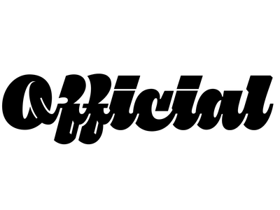 Pika Ultra Script ultra bold release typeface official script font