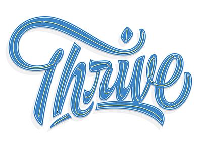 Inman Thrive Workshops vector lettering neon vegas workshops conference real estate inman thrive