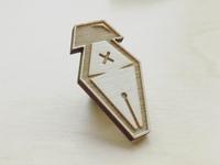 Pen Tool / Coffin Pin