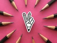 Pencil Peace