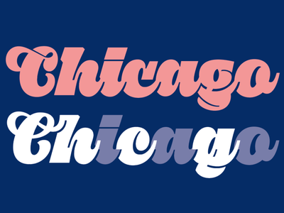 Pika - Sale font typeface connected ultra bold script pika chicago