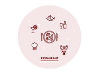 Icon Set_Restaurant