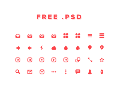 32 ICONS FOR FREE