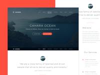 Cahara Wordpress Theme