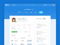 Bitala Profile Page