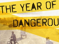 Book Cover Series – Year of Living Dangerously