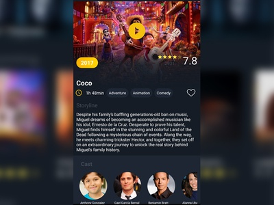 movies android app