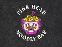 Pink Head Noodle Bar