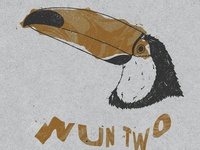 Wun Two the Toucan