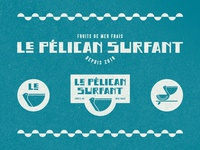 Le Pélican Surfant - Extended brand & Alternates