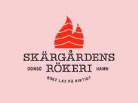 Skärgårdens Rökeri - Logotype