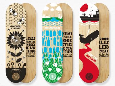Karma Skateboards - Skate for the Planet