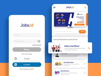 Jobsid - Job Seeker App
