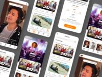 Music Contest App