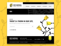 West Marshall 404