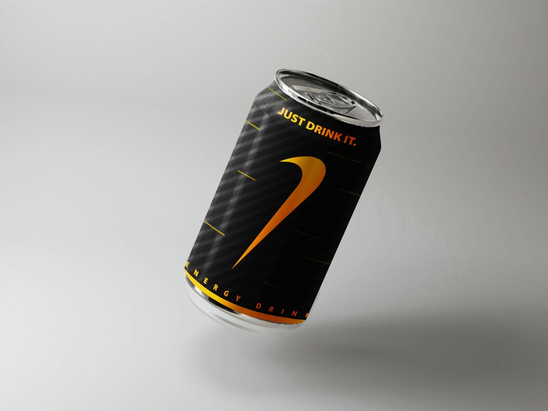 NIKE ENERGY DRINK CONCEPT