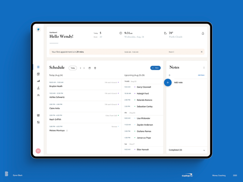 Notes -  Multitask - Dashboard notes widget scheduling user experience simple ui checkbox tasks calendar uiux uidesign uxdesign goals todolist notes note dashboard app dashboard ui dashboard