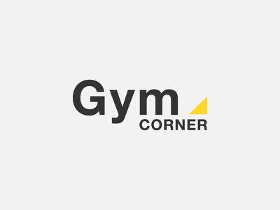 Gym Corner logo fitness gym