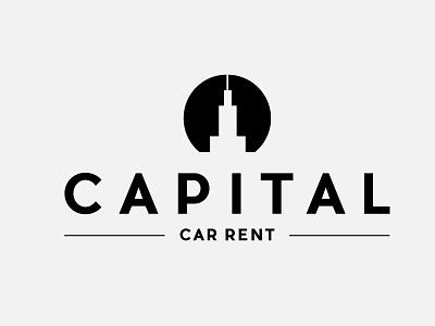 Capital Car Rent logo rent car