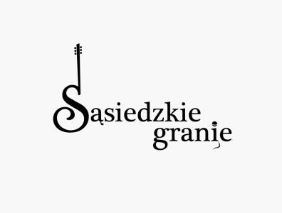 Sąsiedzkie granie / Neighborhood playing neighbors logo music