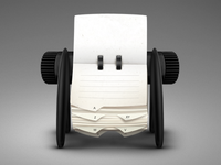 Rolodex Update