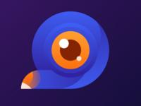 Logo design exploration for a low light photography app