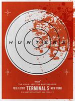 Hunters / The Kills / Jeff The Brotherhood