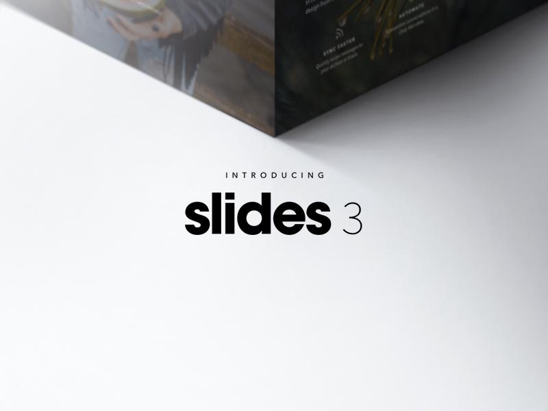 Slides 3 dribbble 2