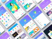 The designer's online platform
