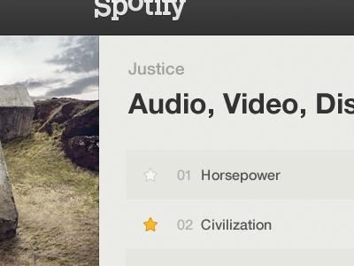 Spotify 2012