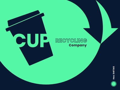 Cup Recycling Company Corporate Identity